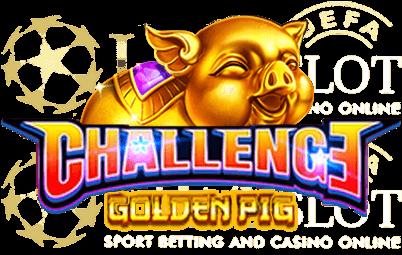 Challenge Golden Pig megawin888