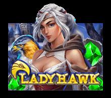 รีวิวสล็อต Lady Hawk