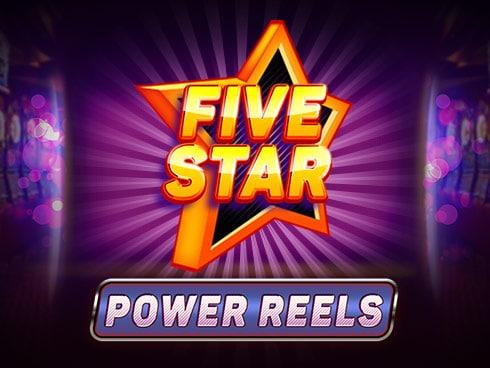 รีวิวสล็อต Five Star Power Reels